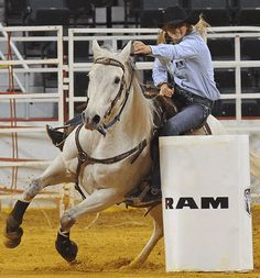 22 days and counting from the WNFR kickoff…Kaley Bass who sits #1 in the 2014 Barrel Racing world standings will be celebrating her 22nd birthday in December right after the Wrangler National Finals Rodeo hosted in Las Vegas.   Go to www.facebook.com/rodeofame to read more and enter to win a Cavenders gift card!