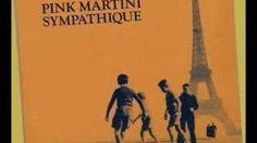 Je Ne Veux Pas Travailler - Pink Martini (to Feh!!), via YouTube.