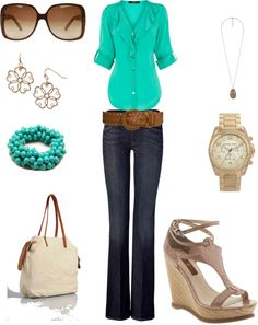"""""""Spring OOTD"""" by annekesguidetostyle on Polyvore"""