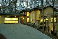 1000 images about craftsman door styles accessories on for Prairie style garage doors