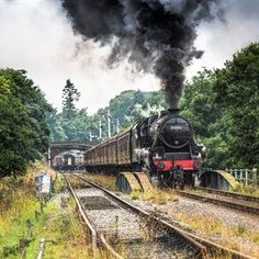 Railway Conservation. Run by Volunteers. Not for Profit.