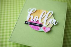 It's My One Year Cardversary! (I'm celebrating with a giveaway and a video tutorial!) - CZ Design