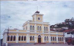 Antiga Estação de Trem_São Felix_Bahia_Brasil