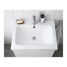 ODENSVIK Tvättställ 1 ho - -, 60x49x6 cm - IKEA