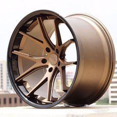 EUDM Autosports Custom Wheels, Concave Wheels, Wheels and Tires | Ferrada Wheels