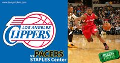 Clippers vs Pacers Dec 17th Staples Center.