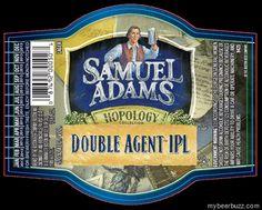 Samuel Adams Hopology Double Agent IPL, Winter Lager, Alpine ...