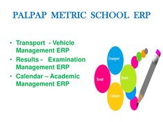 Palpap gives different rich highlights like multilingual backing for broadly talked dialects of Indian territorial dialects, custom fields for school's novel information catch and capacity needs, custom reports for creating different custom reports and graphs, single tick influence seek on all modules and web, occasion notices through Email or SMS
