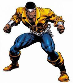 Luke Cage (Power Man) Marvel Comics