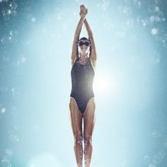Don't Compare Yourself to Others - How to Swim - Tips from Top Coaches | Shape Magazine