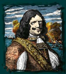 "Henry Morgan, a Welshman, was one of the most destructive pirate of the 17th century. Bold, ruthless daring man, He fought England's enemies for thirty years becoming a wealthy man, His famous exploit cames in 1670 when he led 1700 buccaneers through the Central American jungle to attackthe ""impregnable"" city of Panama burnining the city to the ground the inhabitants were killed or forced to flee. At the height of his career,Morgan died in his bed, rich and respected"