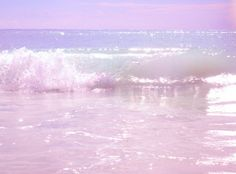 Pastel Purple | Lavender | Lilac | Ocean Waves