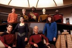 Star Trek: The Next Generation--leaving in movies with other Star Trek