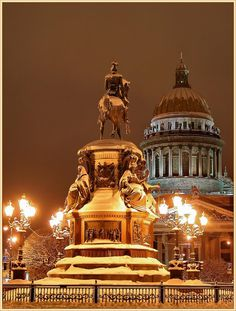 St Isaac's Cathedral, SPb