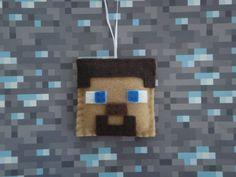 Template idea for minecraft steve blanket Felt Crafts, Diy Crafts, Fabric Crafts, Minecraft Birthday Party, 9th Birthday, Birthday Ideas, Minecraft Crafts, Minecraft Stuff, Crafts For Kids