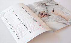 education program guide www.eine-augenweide.com Corporate Design, Magazin Design, Design Studio, Grafik Design, Bullet Journal, Education, Teaching, Branding Design, Onderwijs