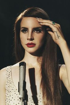 Will you still love me when I'm no longer young and beautiful - Lana Del Rey