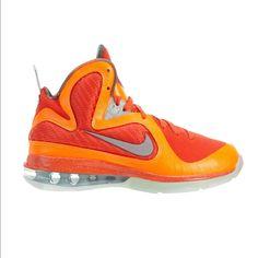 buy online 5980d 6a405 Nike Shoes   Men S Lebron 9 All Star Big Bang Galaxy Sz 12   Color