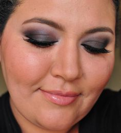 An easy tutorial showing how to achieve dramatic contoured makeup as seen on Shahs of Sunset and Keeping Up With The Kardashians.