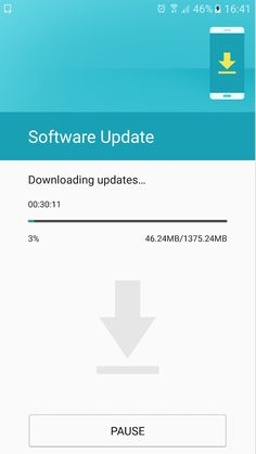 Android Nougat update is available as OTA, size GB. Update brings new UX (called Samsung Experience). Tech Updates, Samsung Galaxy S6, Software, Android