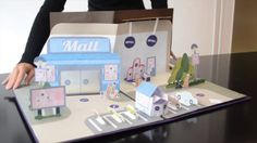 Pop Up Layout Presentation. A Media Group Agency commissioned us this Pop Up to participate at a Contest presentation. They wished to surpri...