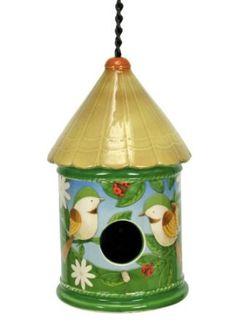 Amazon.com: Debbie Mumm Bird House: Patio, Lawn & Garden
