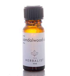 sandalwood essential oil - (santalum album) 100% pure essential oil 10ml e, £9.50