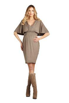 Maternal America Braided Back Maternity Dress, so cute!!!!