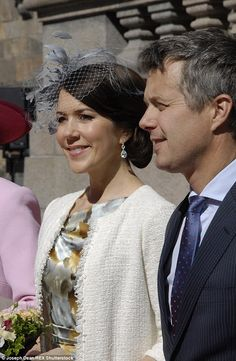 Danish Royals at Christiansborg Palace on the occasion of the 100th anniversary of the 1915 Danish Constitution on June 5, 2015 in Copenhagen, Denmark.
