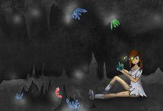 Krystalová jeskyně / Gem cave