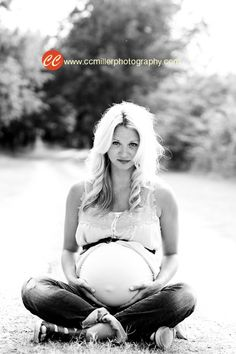 maternity picture (minus the bare belly)