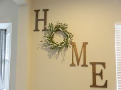 Home Letter Set – New Home Gift – Wood Letter – Home Letters Wood – Wall Letters – Home Wooden Letters – Farmhouse Decor – Home Wall Decor - All About Decoration Staircase Wall Decor, Hallway Wall Decor, Dinning Room Wall Decor, Stairway Decorating, Wall Decor For Stairway, Decor For Walls, Decorating A New Home, Cheap Wall Decor, Engraved Wood Signs