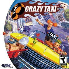 Crazy Taxi - Sega Dreamcast