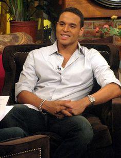 Daniel Sunjata .....so fine