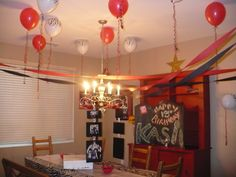 DIY One Direction party