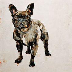 French Bulldog, by Constance Bachmann
