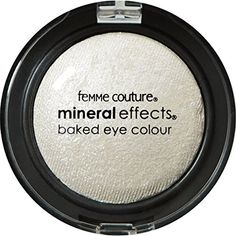 Mineral Effects Baked Eyeshadow Pure Platinum -- For more information, visit image link. (This is an affiliate link) #Eyeshadow