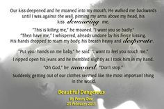 Releasing Now: Beautiful Dangerous by Penny Dee