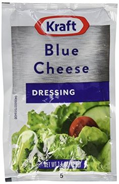 Calories blue cheese dressing 1 ounce