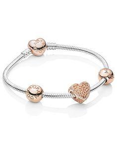 bracelet pandora enfant 17cm