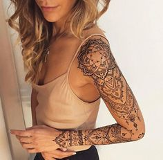 Sweet sleeve for the ladies! #tattoo #tattoos #tattooedwomen #tattoolife #tattooart #tattooedgirl #tattooed #tattooedgirls #tattoodesign #tattooshop #tattooing #tattooflash #inktober #inkaddict #inkedgirls #inktober2016 #ink #inkedmag #inkstagram #inked #inklife #inkedup #inkedgirls #inkedgirl #tattoo___addicts