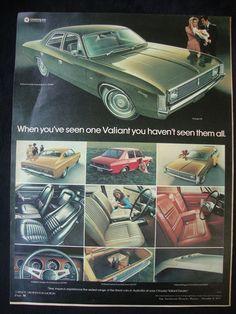 https://flic.kr/p/MbntpD   1972 VH Chrysler Valiant  Ranger XL Sedan Charger…