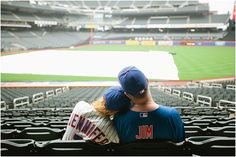 Jenn + Jim / Mets Citi Field / Engagement Session - Bianca Valentim Photography