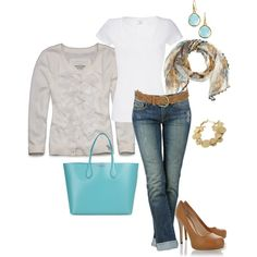Spring ahead in style, created by romigr99 on Polyvore