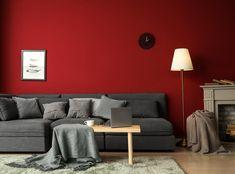 Aké vibrácie majú jednotlivé farby na stenách? - Akčné ženy Couch, Furniture, Home Decor, Settee, Decoration Home, Sofa, Room Decor, Home Furnishings, Sofas