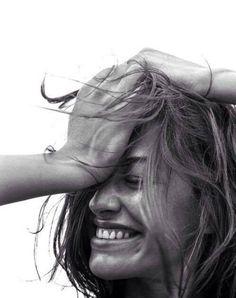 ¡Nunca dejes de sonreír!