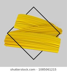 Find Black Rhombus Frame Yellow Paint Brush stock images in HD and millions of other royalty-free stock photos, illustrations and vectors in the Shutterstock collection. Brush Background, Banner Background Images, Logo Background, Geometric Background, Logo Design, Graphic Design, Yellow Painting, Instagram Highlight Icons, Flower Frame
