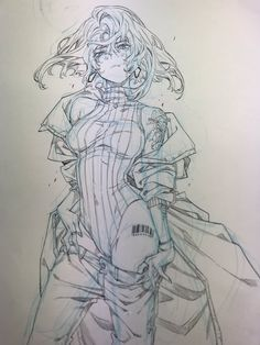 Anime Drawings Sketches, Anime Sketch, Cool Drawings, Cyberpunk Art, Art Poses, Art Reference Poses, Character Design Inspiration, Pretty Art, Anime Art Girl