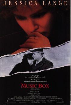 Cinelodeon.com: La caja de música. Costa Gavras.