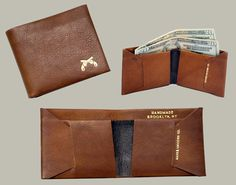 Styling slim wallet